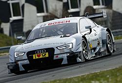 DTM Hockenheim - Erster Saisionsieg 2015 geht an Audi