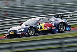 DTM Hockenheim - Mattias Ekström gewinnt den zweiten Lauf