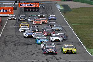 DTM Hockenheim - Finale