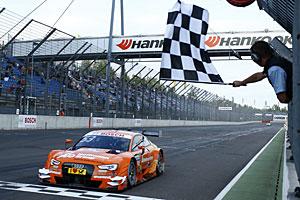 DTM Lausitzring - Jamie Green im Audi gewinnt auch den zweiten Lauf