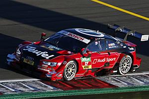 DTM Nürburgring - Miguel Molina feiert Start-Ziel-Sieg