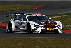 DTM 2015 - Marco Wittmann im BMW M4 DTM will seinen Titel erfolgreich verteidigen