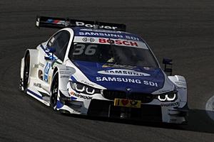DTM Nürburgring - Maxime Martin gewinnt in der Eifel