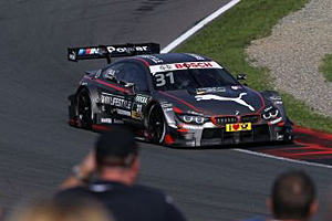DTM Oschersleben - Tom Blomqvist gewann in Oschersleben seinen ersten DTM-Lauf