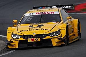 DTM Oschersleben- Start-Ziel-Sieg für BMW-Pilot Timo Glock
