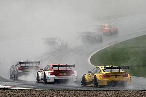 DTM Spielberg - Im Regen kamen die BMW nicht unter die Top-Ten
