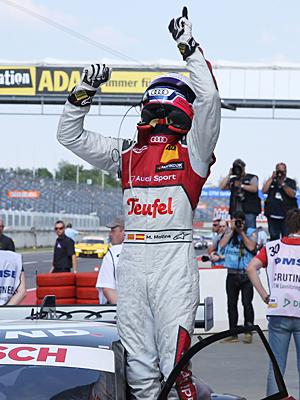 DTM Lausitzring - Miguel Molina gewinnt den fünften Lauf zur DTM 2016 auf dem Lausitzring