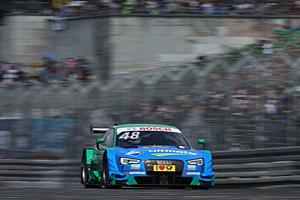 DTM Norisring - Edoardo Mortara im Audi gewinnt den siebten Lauf zur DTM 2016