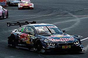 DTM Norisring: Marco Wittmann im BMW holte sich die Gesamtführung