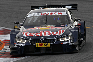 DTM 2016 - Nürburgring: Marco Wittmann mit Start-Ziel-Sieg