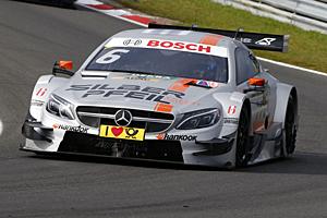 DTM 2016 - Moskau: Robert Wickens im Mercedes gewinnt den elften Lauf