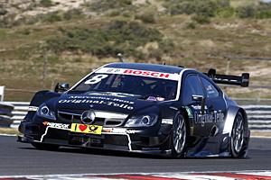 DTM Zandvoort: Christian Vietoris wurde in Zandvoort Dritter