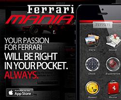 Ferrari Mania App
