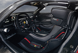 Ferrari FXX K - Interieur