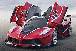 Ferrari FXX K - Frontansicht
