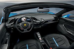 Ferrari 488 Spider - Innenraum