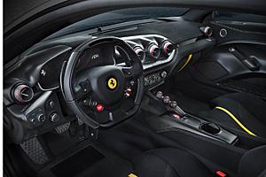 Ferrari F12tdf - Cockpit