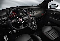 Fiat 500 GQ - Armaturenbrett