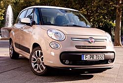 Fiat 500 L - Frontansicht
