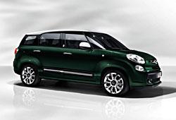 Fiat 500 L Living - Seitenansicht