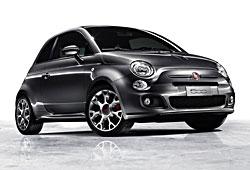 Fiat 500 S - Frontansicht
