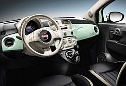 Fiat 500 Cult - Innenraum