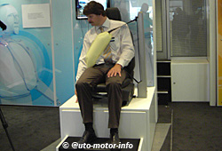 Ford Gurt-Airbag nach Crash - @uto-motor-info