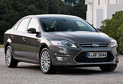 Ford Mondeo - Frontansicht