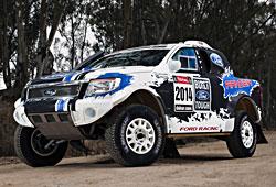 Ford Ranger 4x4 Dakar