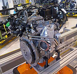 Ford - 1,5-Liter-Eco-Boost-Motor