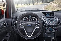 Ford EcoSport - Fahrerplatz