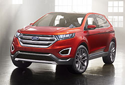 Ford Edge Concept - Frontansicht