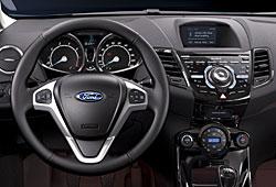 Ford Fiesta - Cockpit