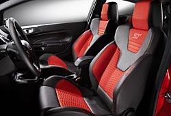 Ford Fiesta ST - Innenraum