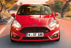 Ford Fiesta ST - Frontalansicht