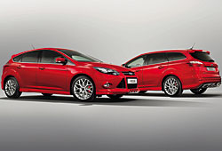 Ford Focus Eco Boost S - Limousine und Turnier