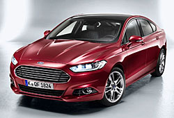 Ford Mondeo - 2013