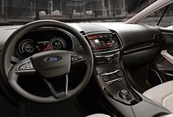 Ford S-Max Concept - Armaturentafel