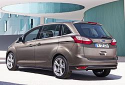 Ford C-Max - Heckansicht