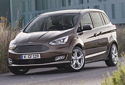 Ford C-Max - Frontansicht