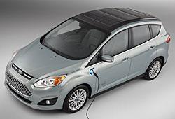 Ford C-Max Energi Solar Concept - mit Solardach