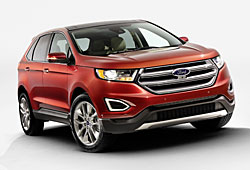 Ford Edge - Frontansicht