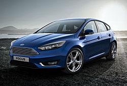 Ford Focus mit fünf Türen