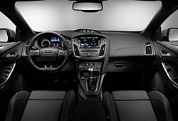 Ford Focus ST - Interieur