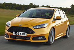Ford Focus ST - Frontansicht