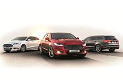 Ford Mondeo-Familie
