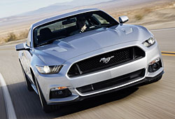 Ford Mustang - Frontansicht