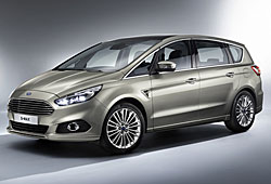 Ford S-Max - Frontansicht