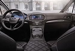 Ford S-Max Vignale Concept - Interieur