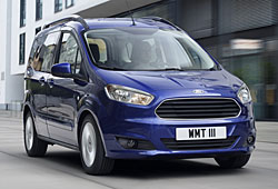 Ford Tourneo Courier - Frontansicht